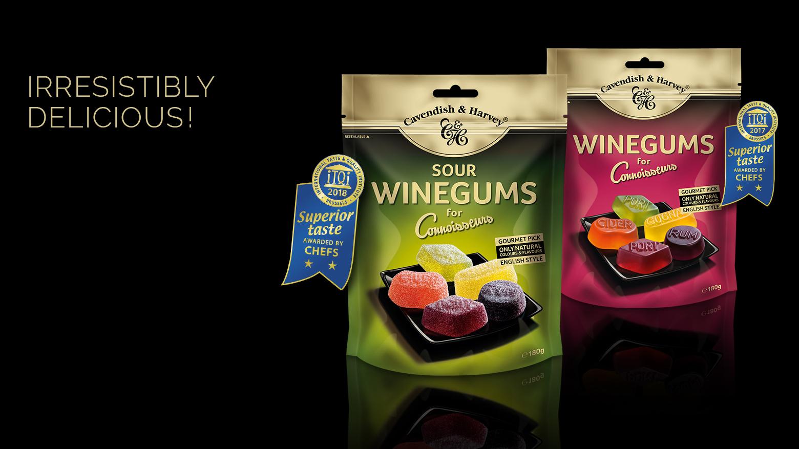 C&H Winegums for Connoisseurs